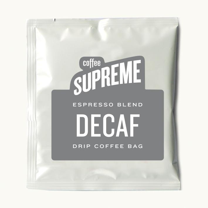 【お得な10袋】DECAFドリップバッグ