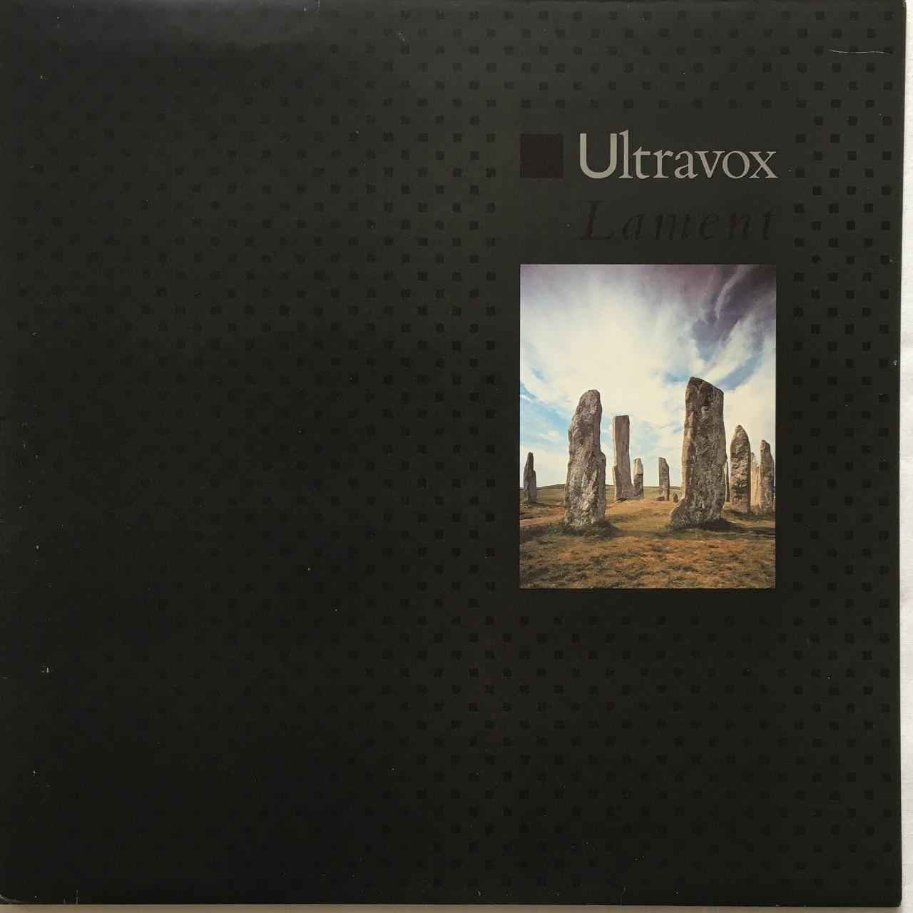 【LP・英盤】Ultravox / Lament