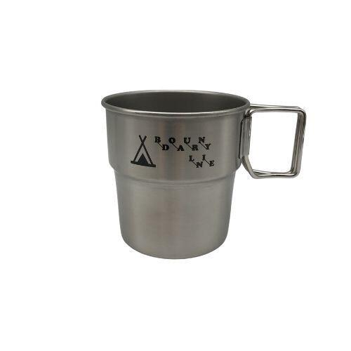 BOUNDARY LINE スタッキング マグカップ