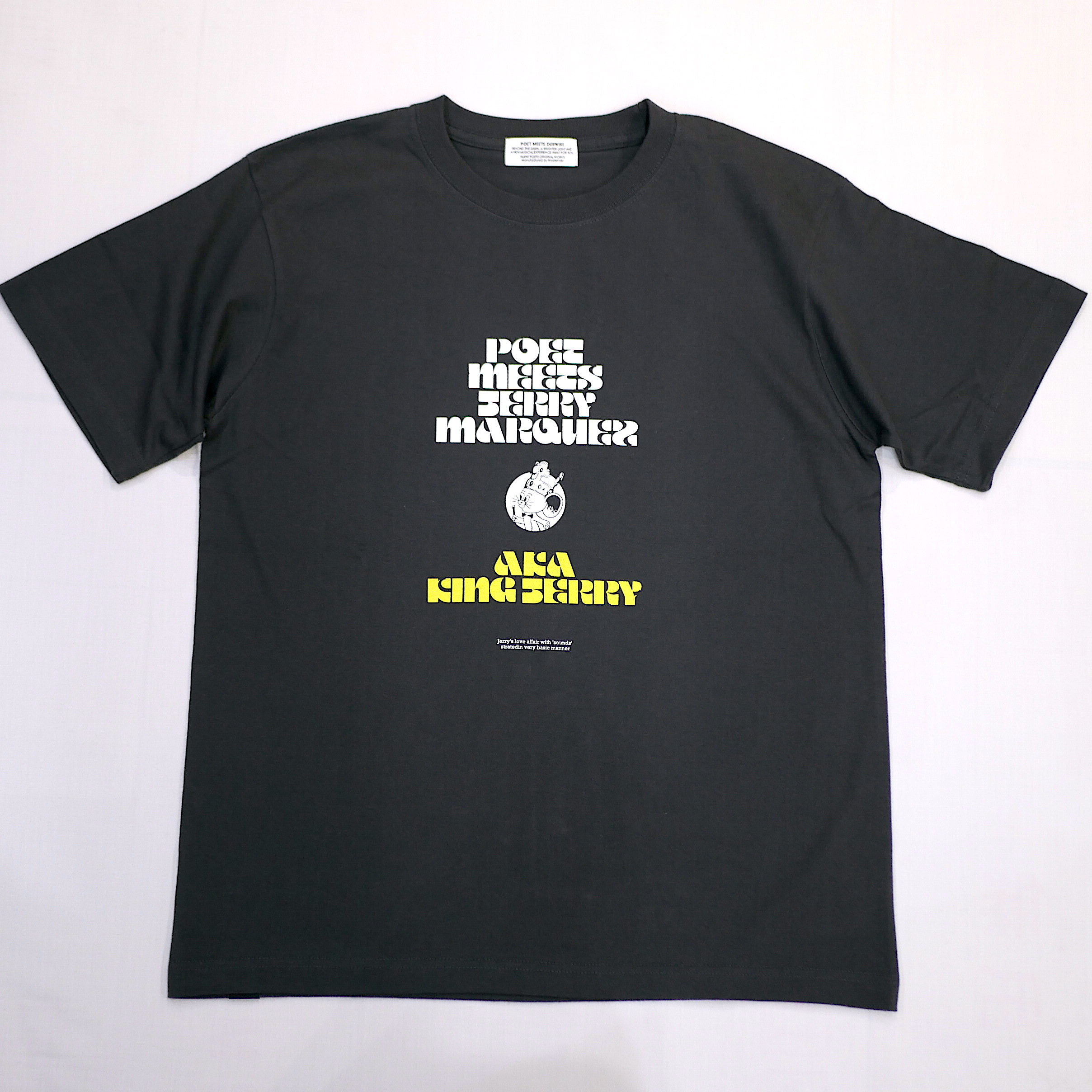 POET MEETS DUBWISE / TEE(KING JERRY)