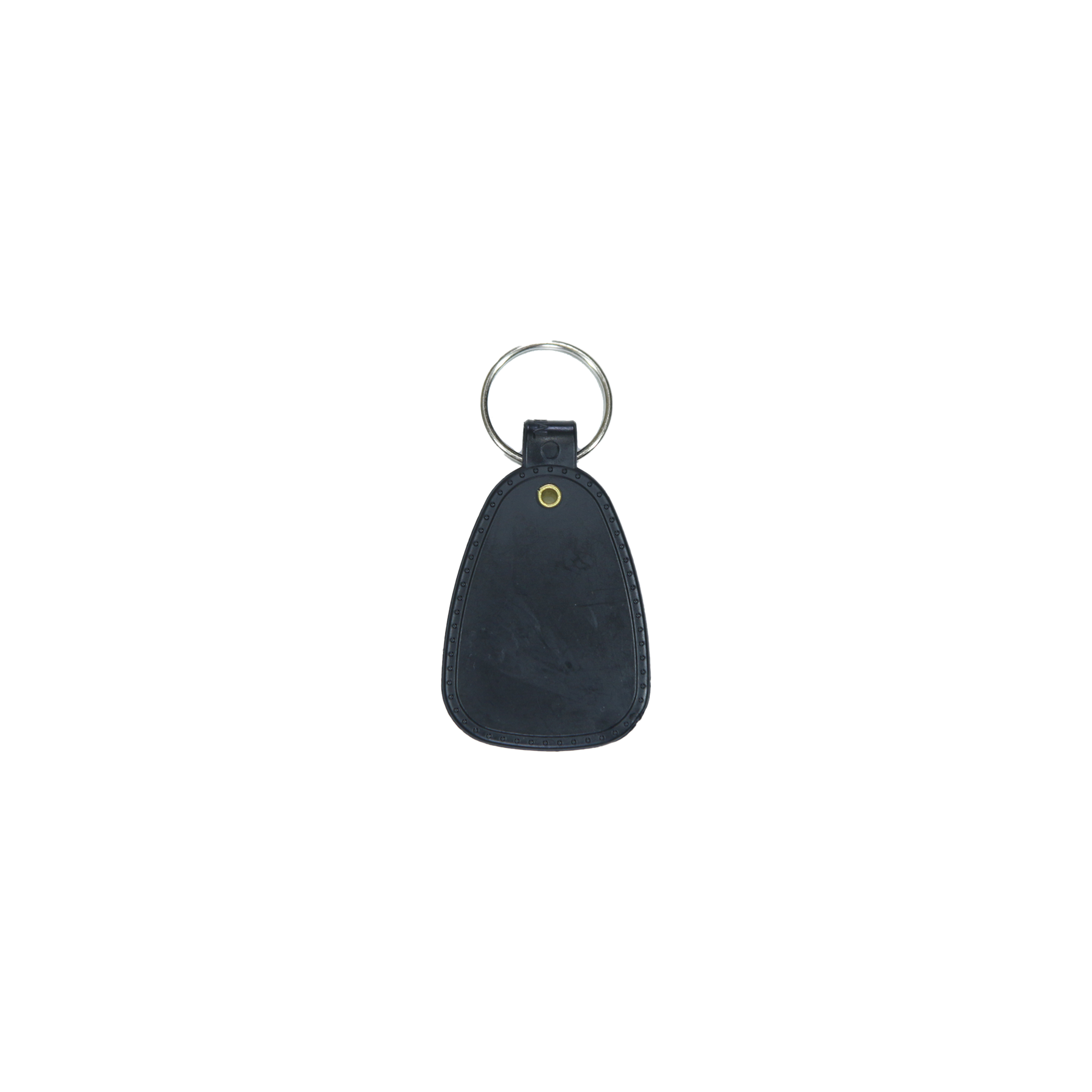 LOGO Mini Shoehorn Key Ring [BLACK / WHITE]