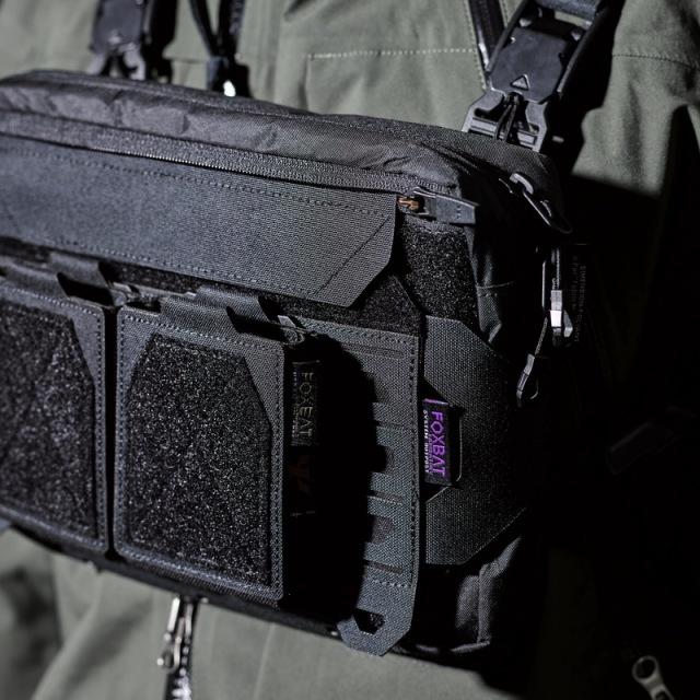 FOXBAT-フォックスバット LEG-18 PSIGEARコラボ マガジンポーチ