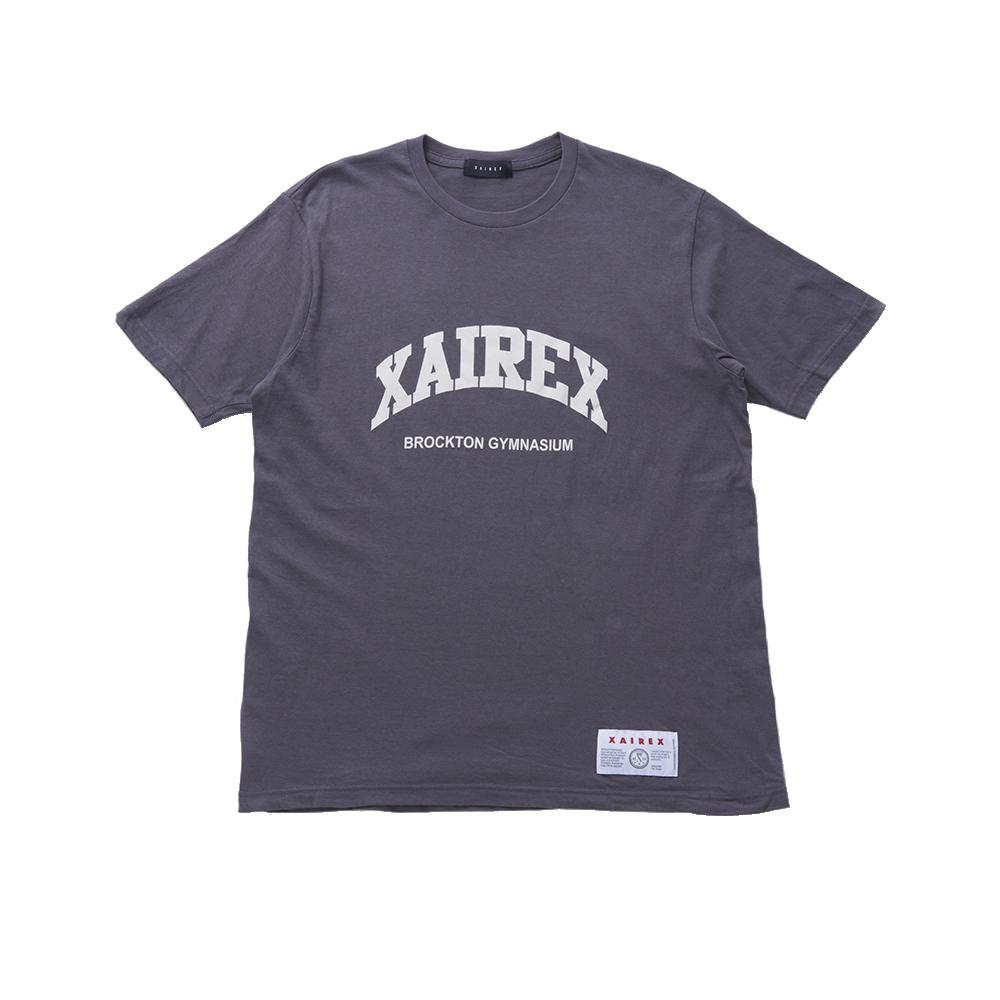 XAIREX / BROCKTON TEE(WHITE)
