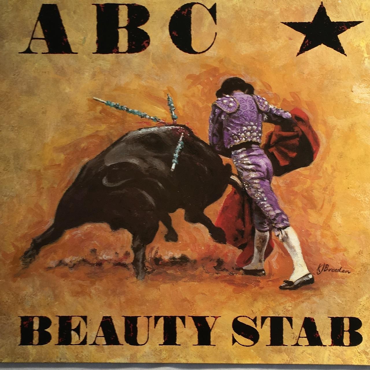 【LP・英盤】ABC / Beauty Stab