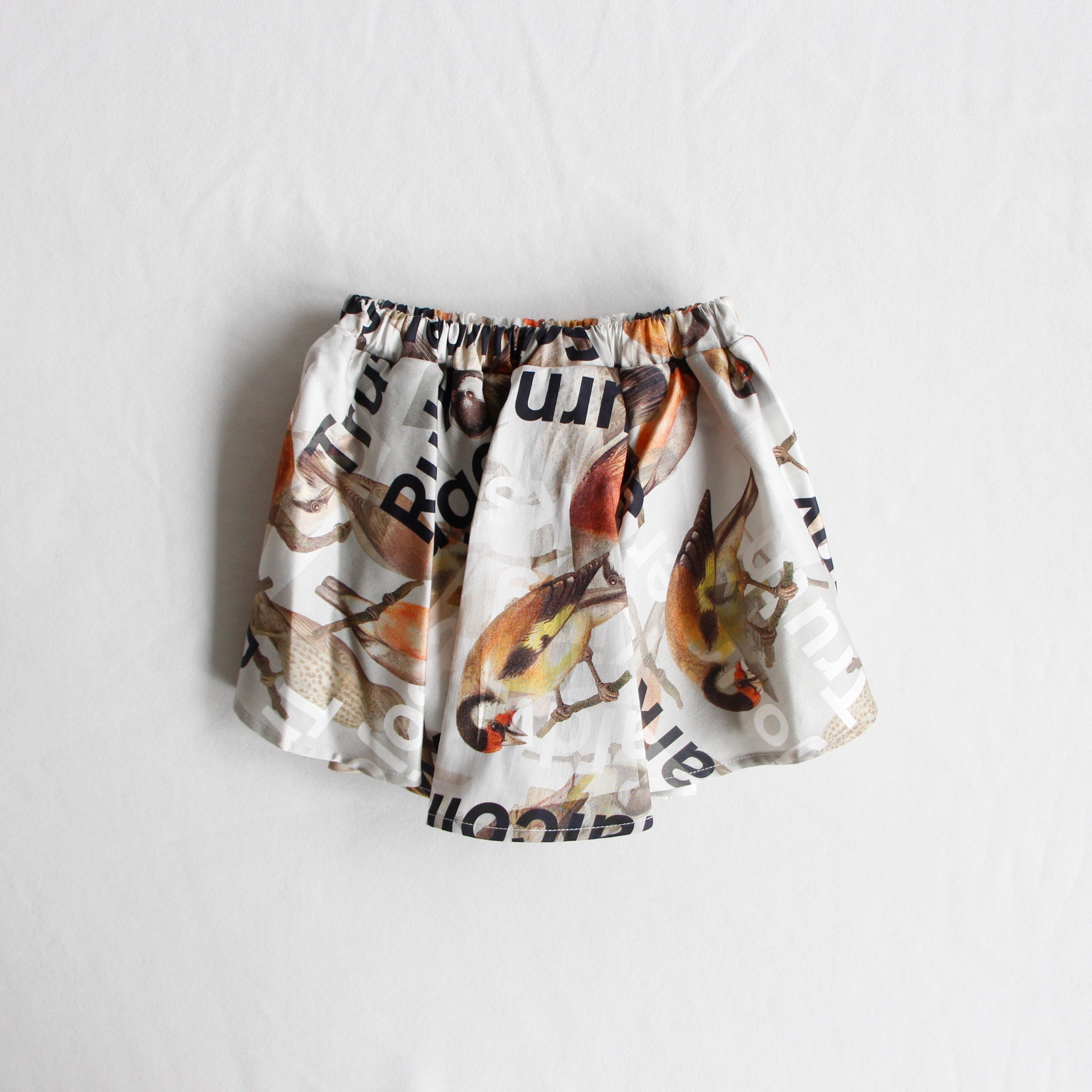 《WOLF & RITA 2020AW》LUISA shorts / sojourne