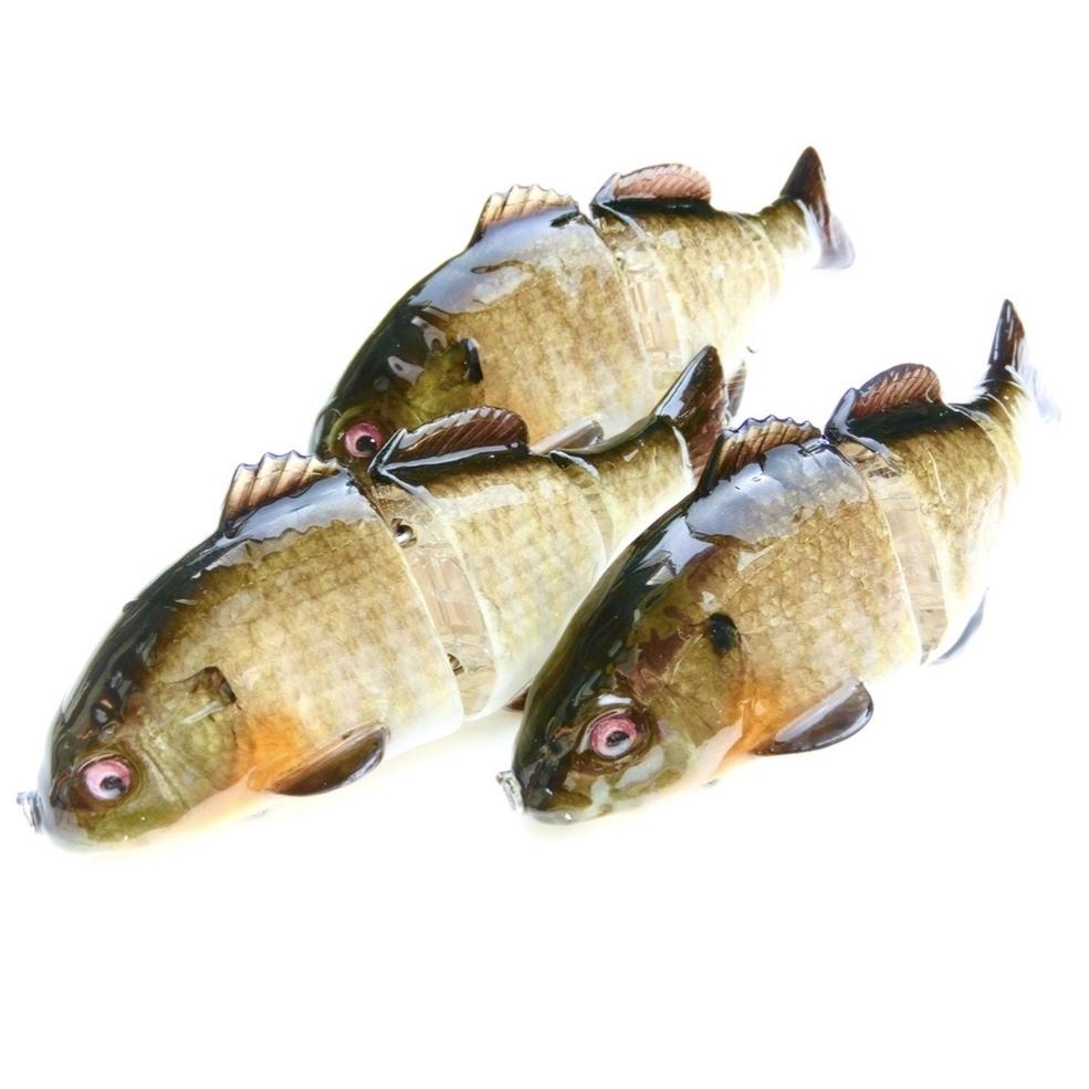 【フレッシュベイトルアーズ】魚皮チビタレル(メスギル) bassmania限定モデル【完全限定生産】