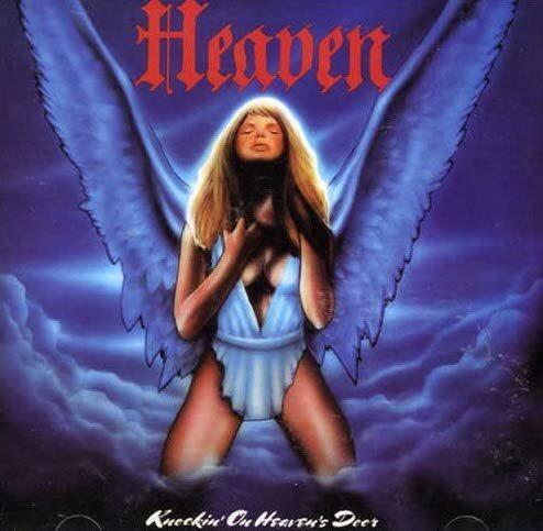 """HEAVEN """"Knockin' on Heaven's Door""""  (輸入盤)"""