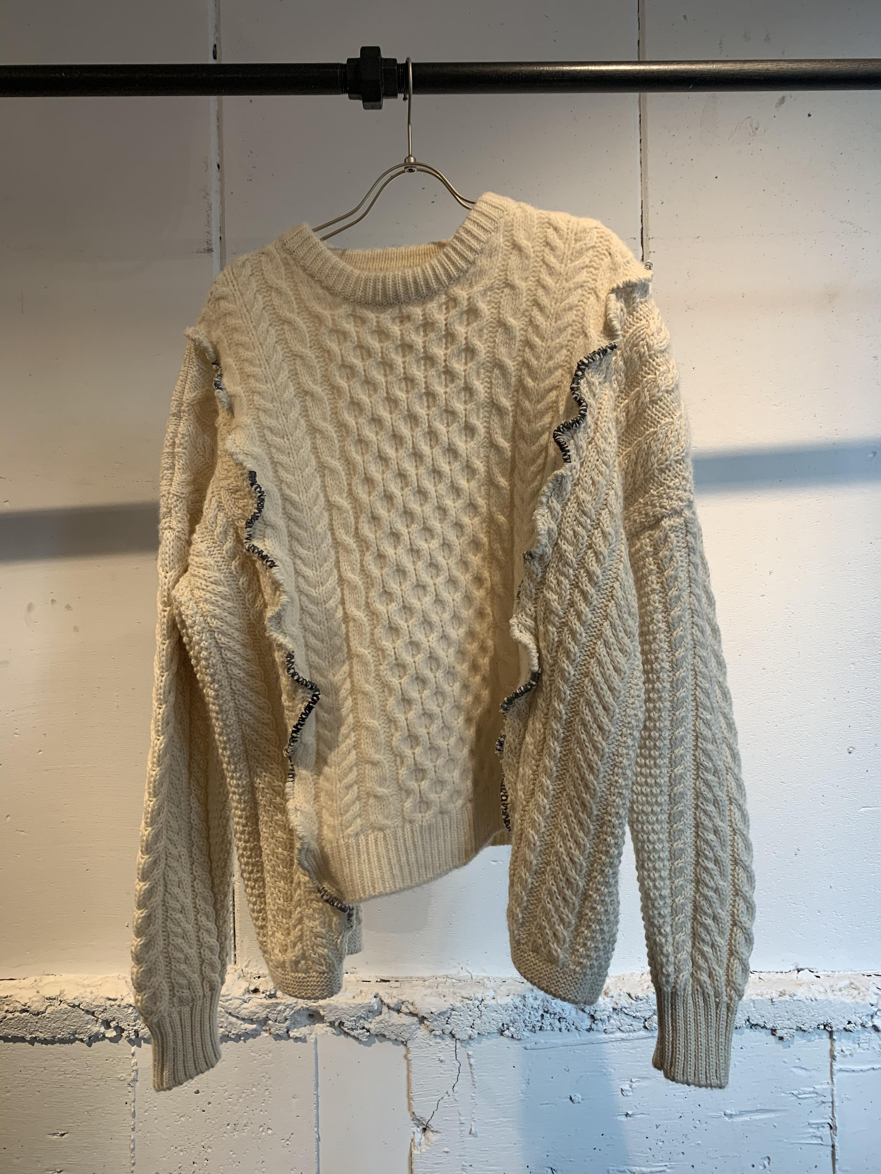 MIMAE   docking knit