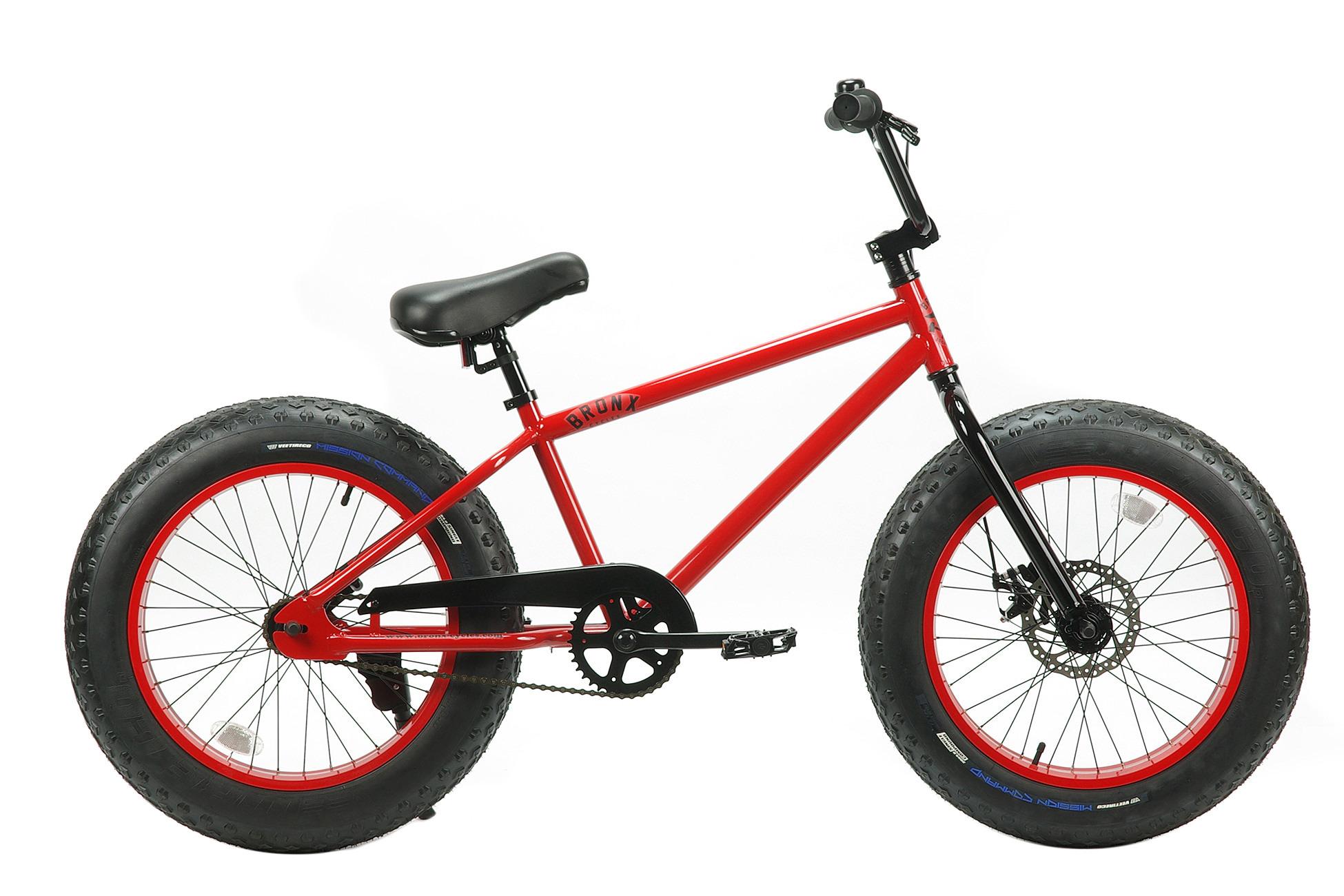 BRONX4.0 20inc Red/Black