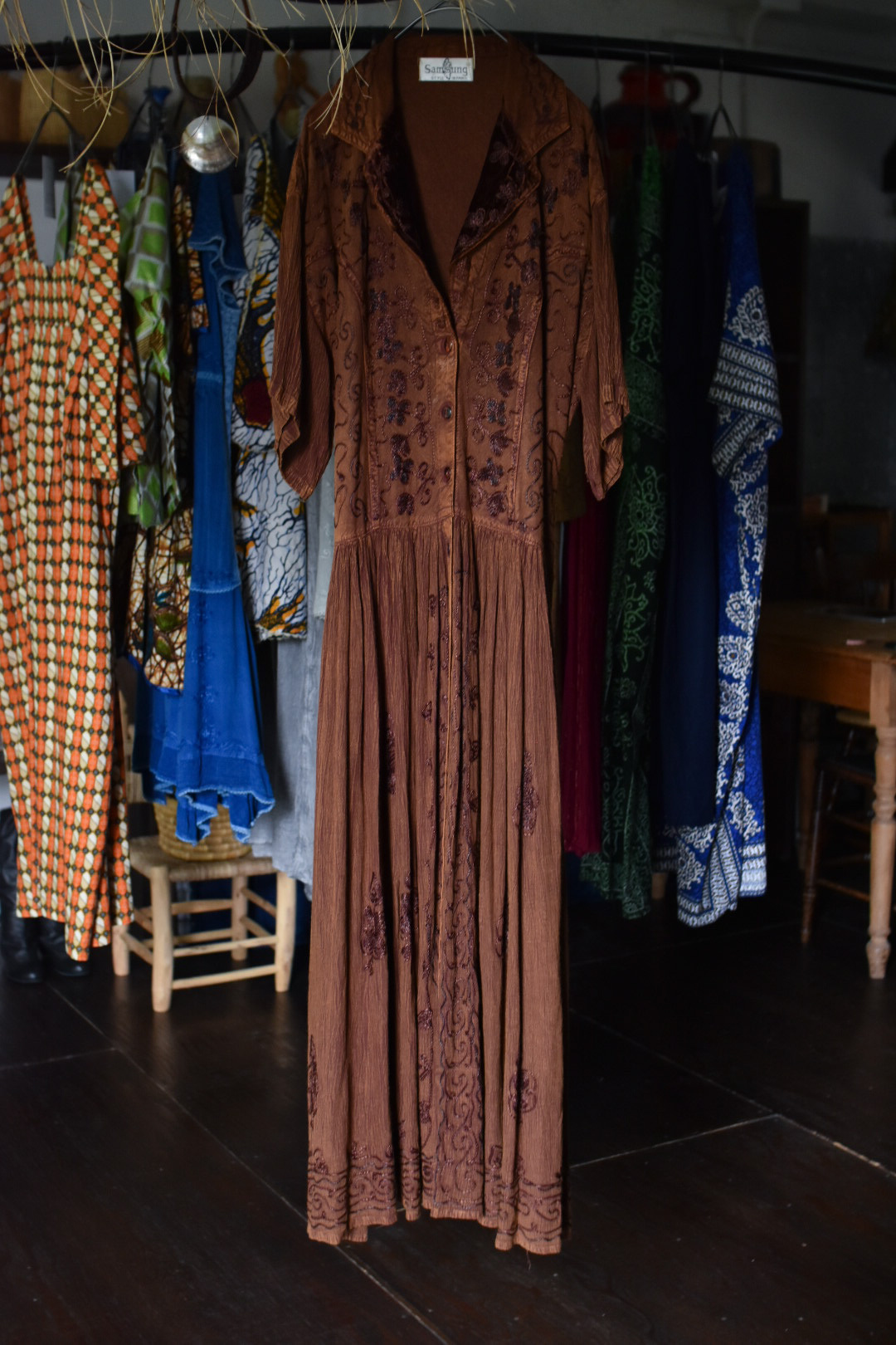 India rayon onepiece