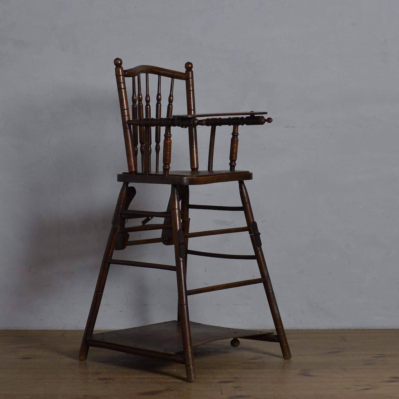 Body High Chair / ベビー ハイ チェア 〈ドールチェア・キッズチェア〉