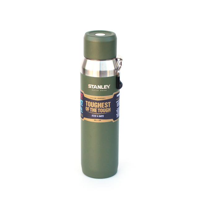 Limited Color Olive / STANLEY MASTER SERIES Vacuum Water Bottle / 1000ml