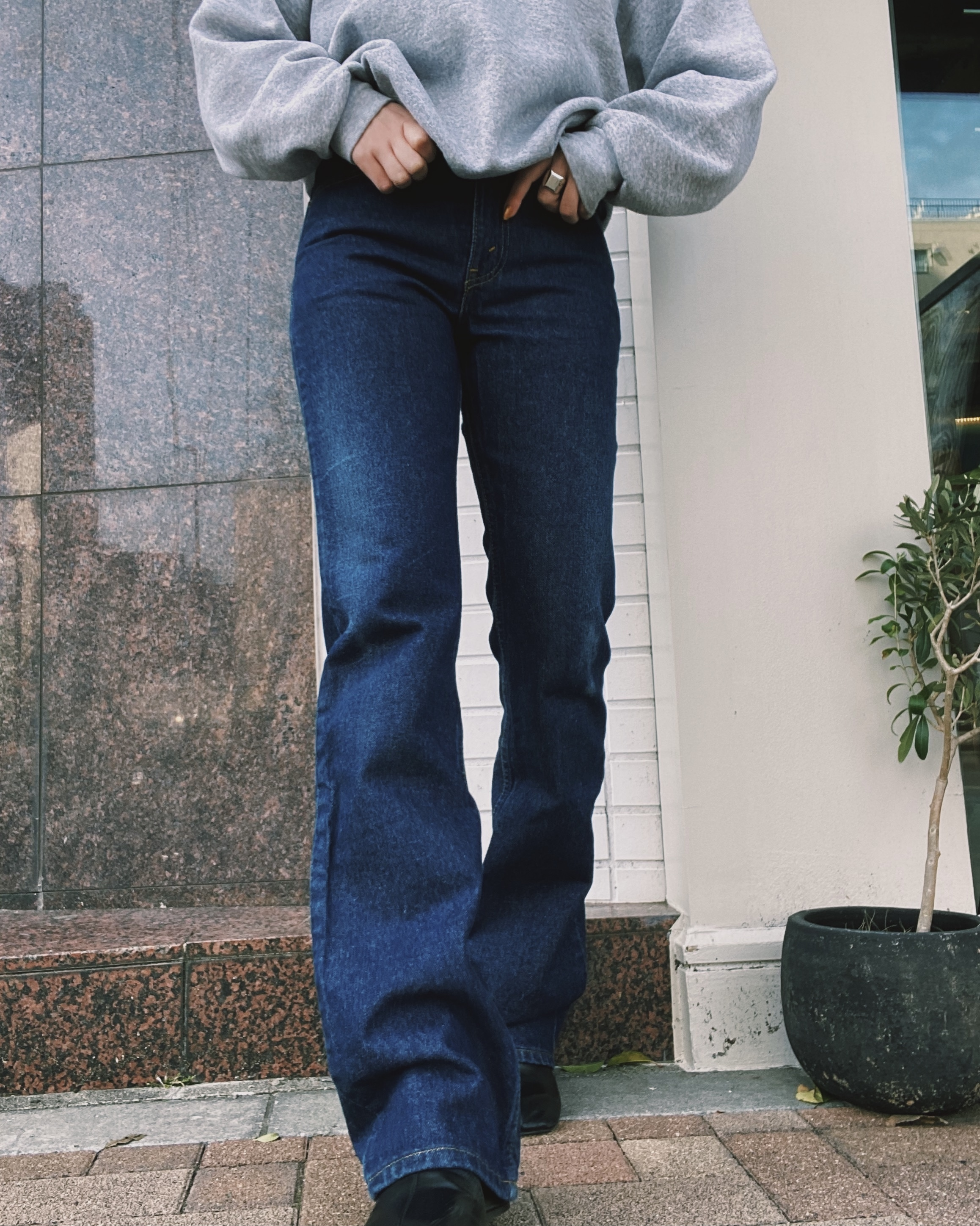 (PT116)90's Levi's 517 made in USA