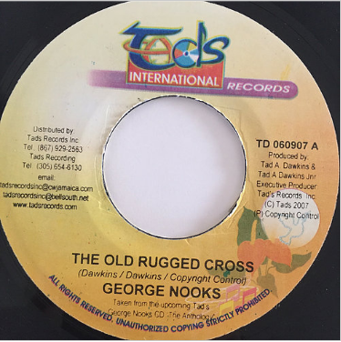 George Nooks(ジョージヌークス) - The Old Rugged Cross【7'】
