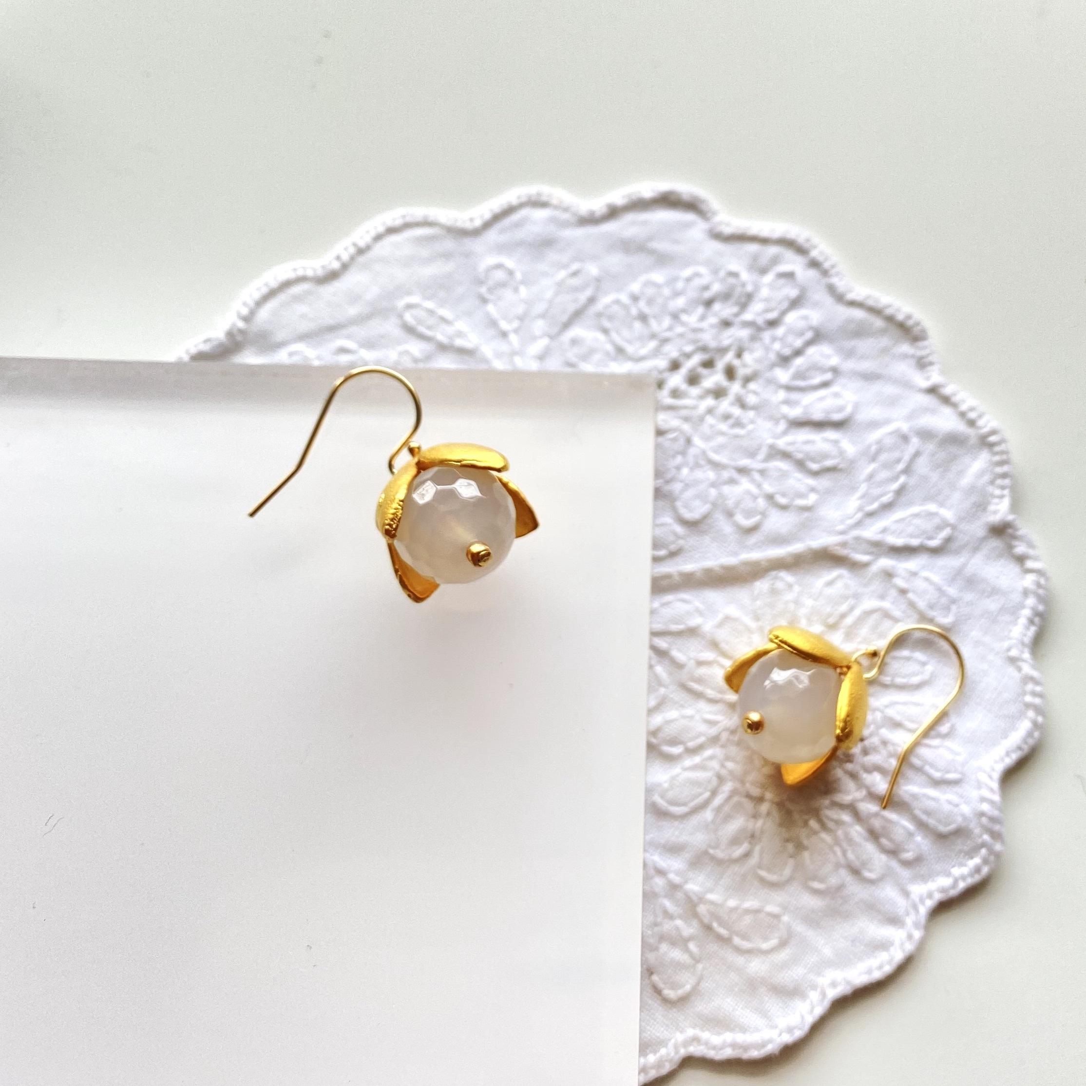 PUSHPA earrings