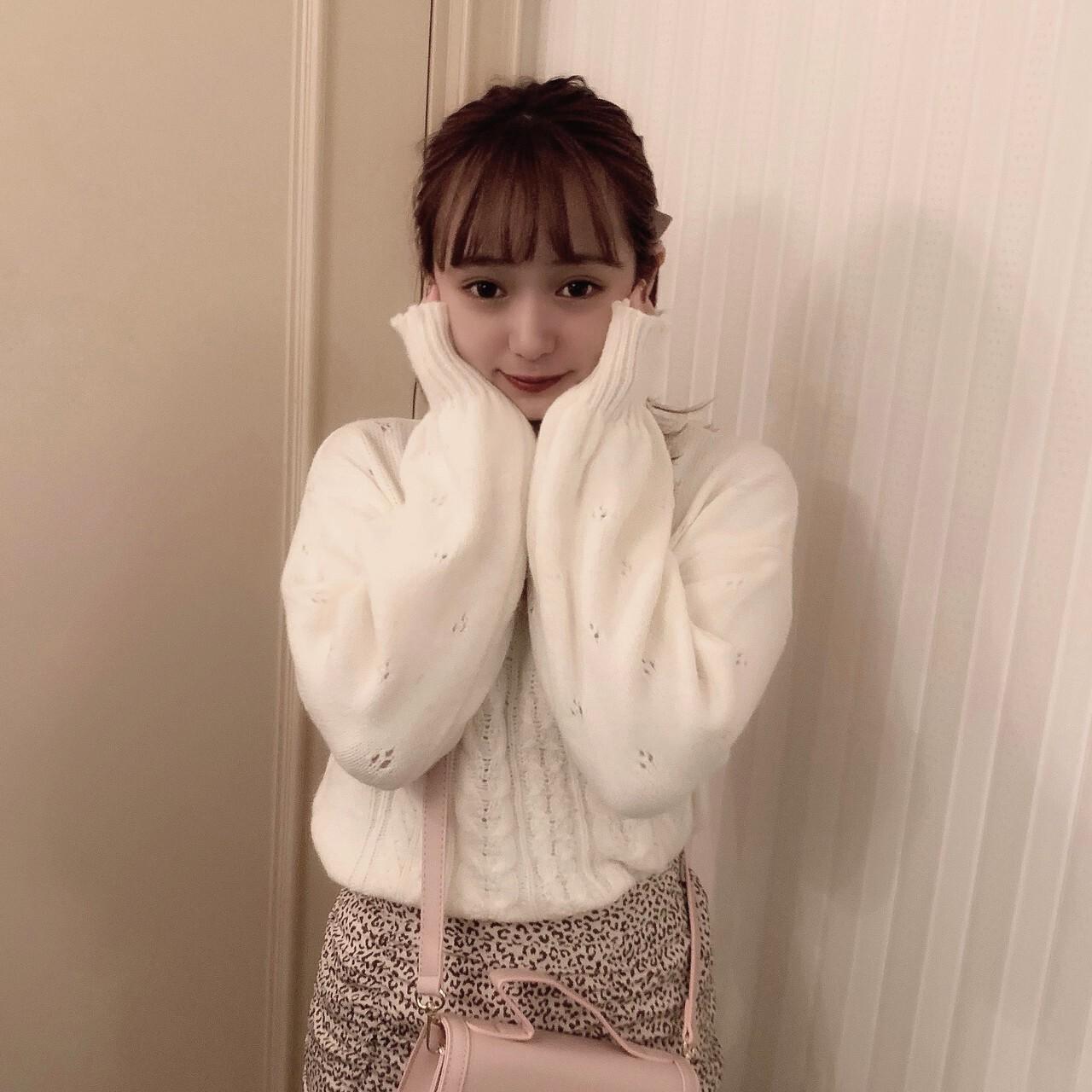 【meltie】creamy knit