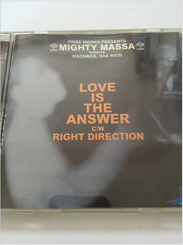 Mighty Massa - Love Is The Answer 【 CD】