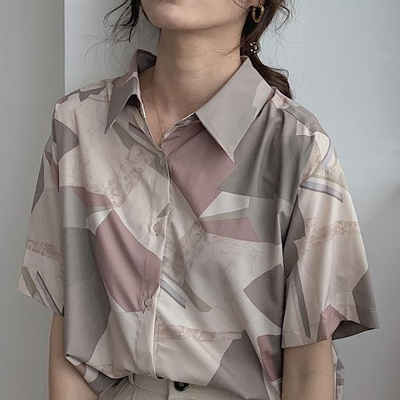 Design retro shirt(デザインレトロシャツ)a-072