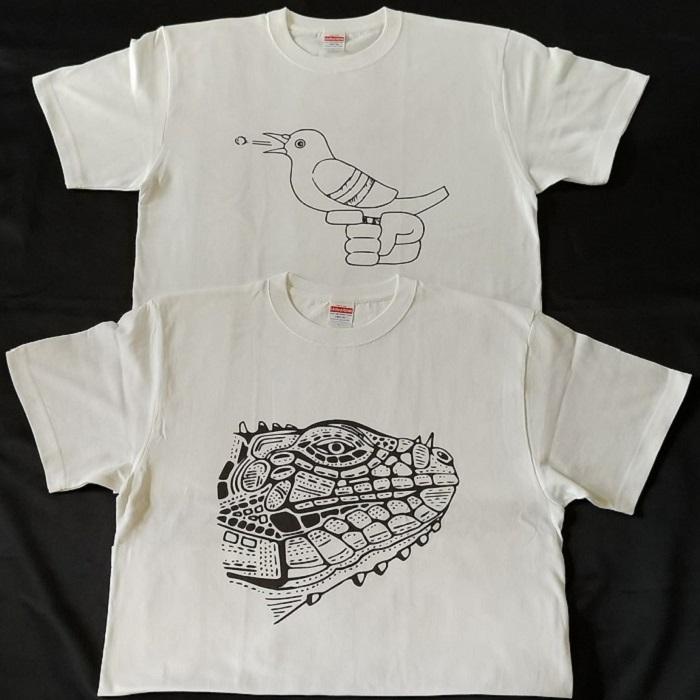 【たてがみ×SMD FactoryコラボTシャツ】 数量限定!