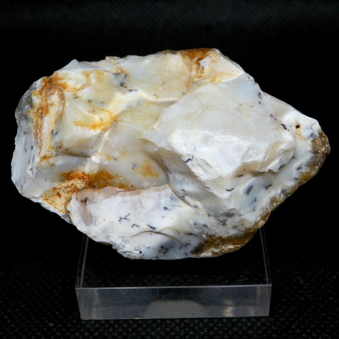 デンドリチック オパール デンドリティック ブラジル産 72,2g OP075 原石 鉱物 天然石 パワーストーン