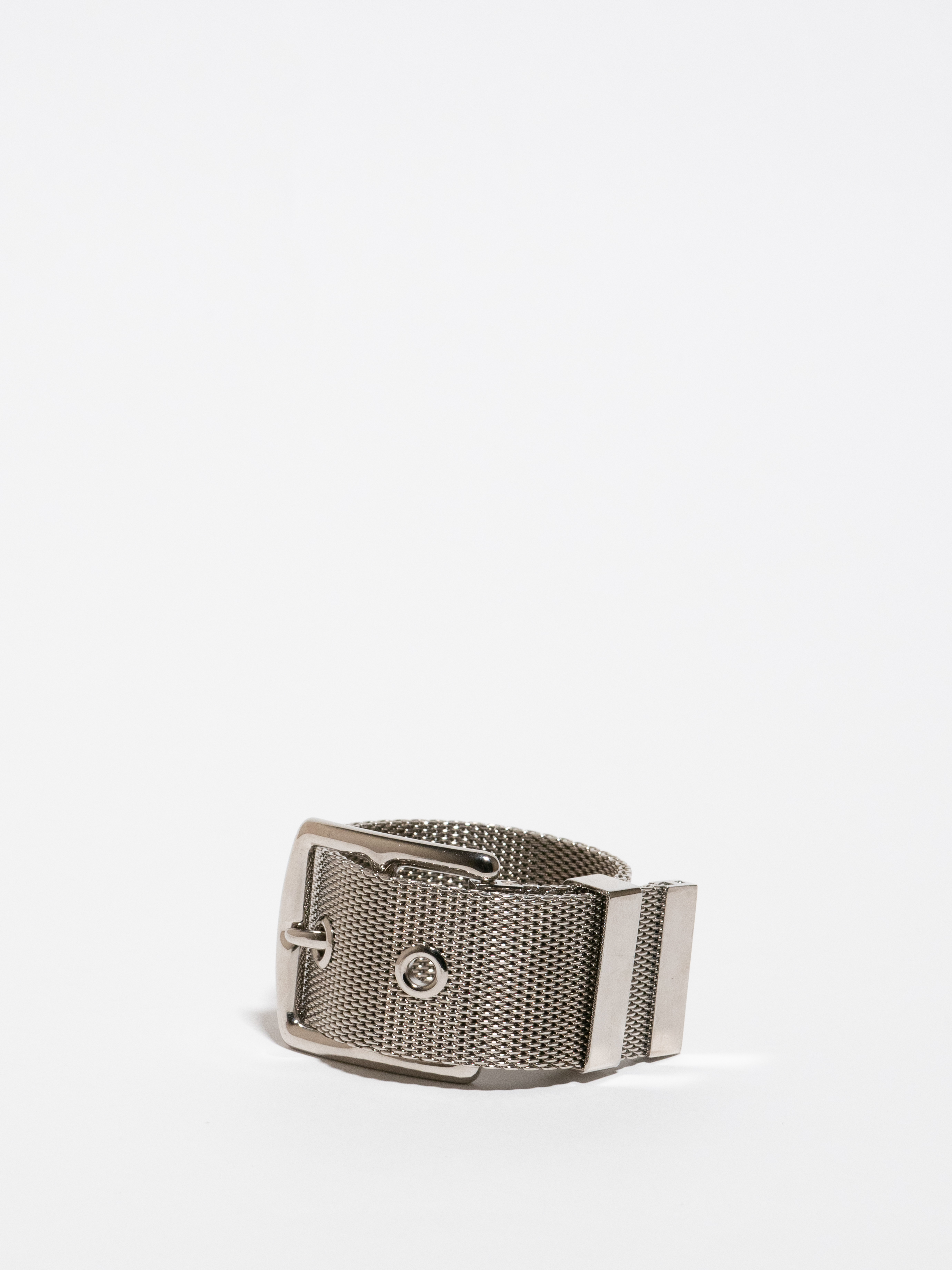 "Belt Motif Bracelet ""PM"" / Hermès"