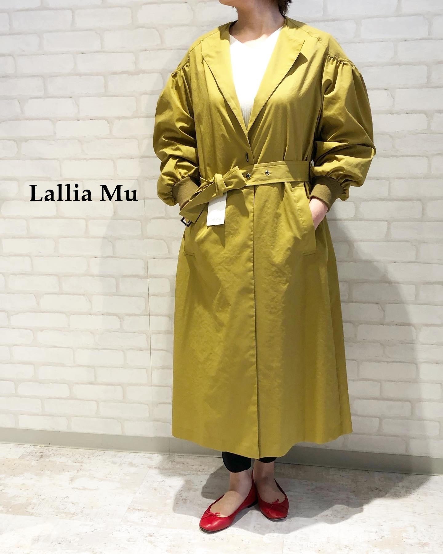 Lallia mu/スプリングコート/2111182