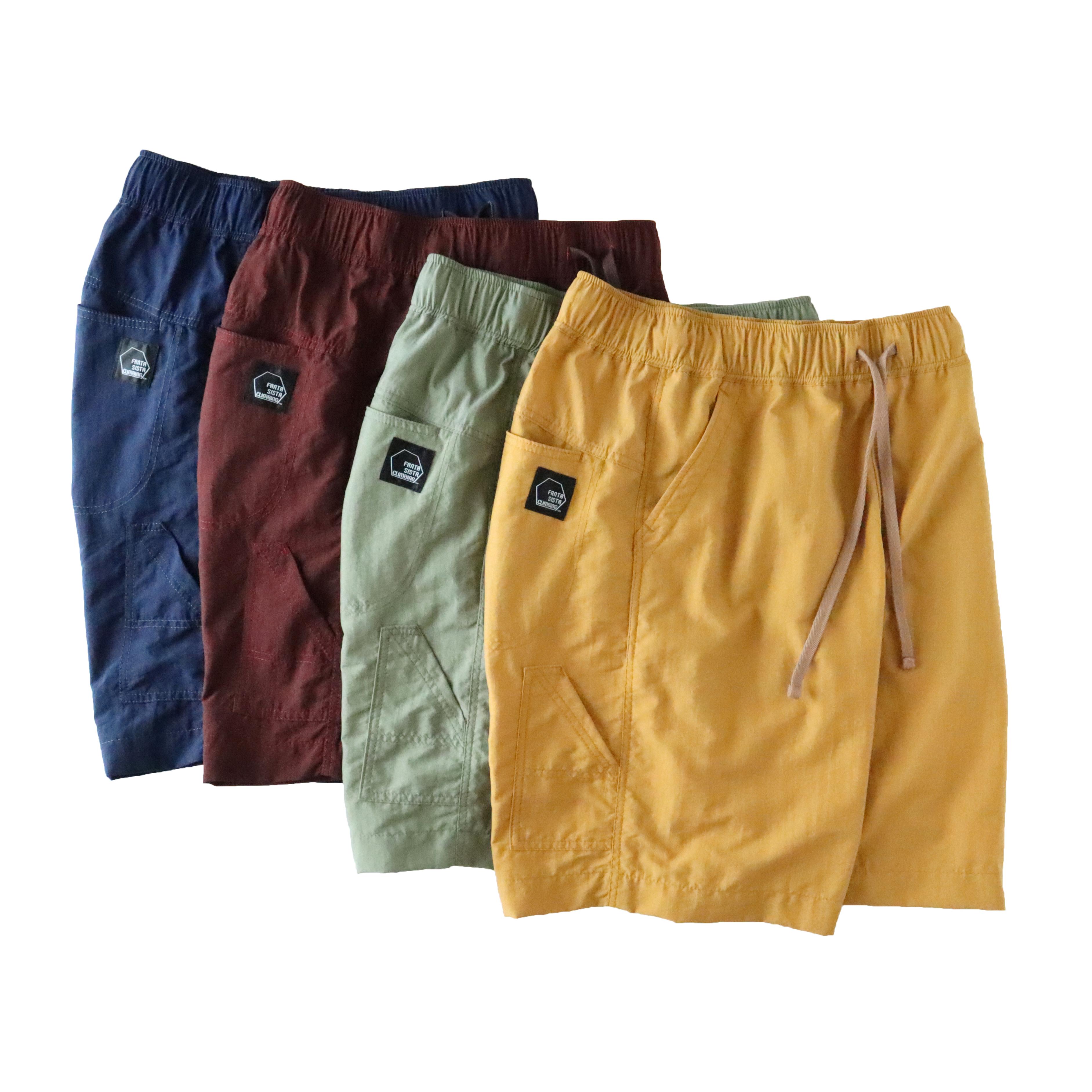 Nylon Half pants
