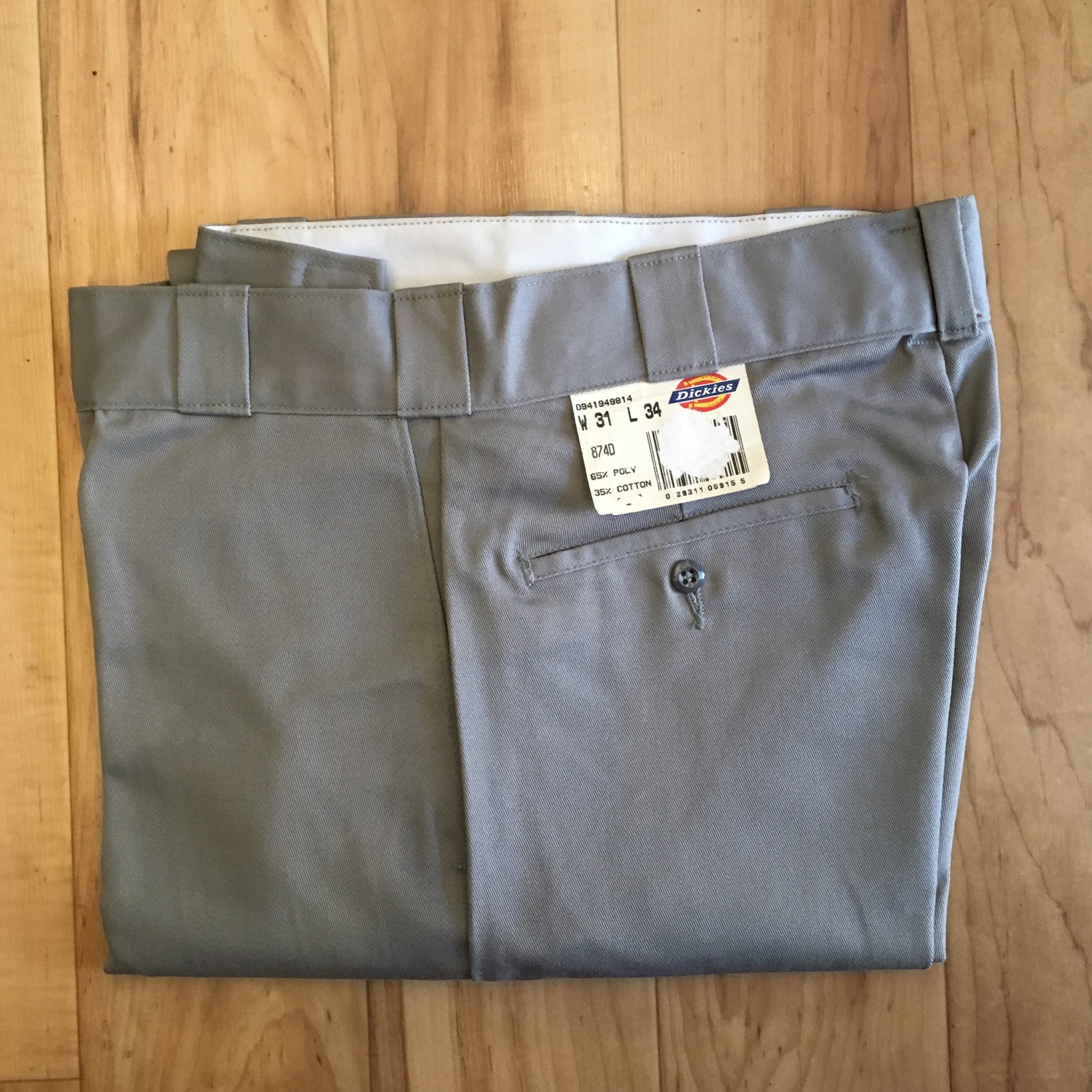 """""""NOS"""" 80's Dickies 874 <Made in USA>"""