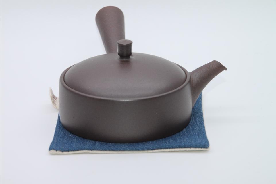 《台湾の急須》茶壺・幅広