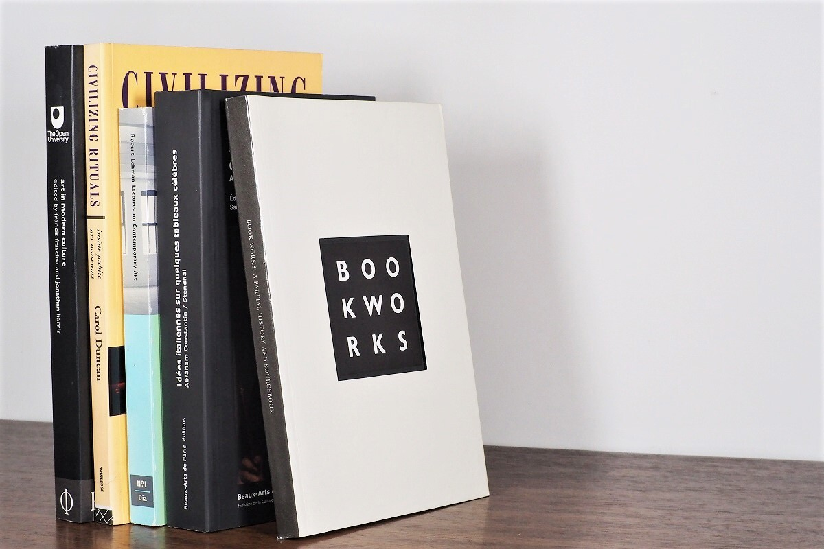 【SPECIAL PRICE】【DS239】BOOK WORKS -5set- /display book