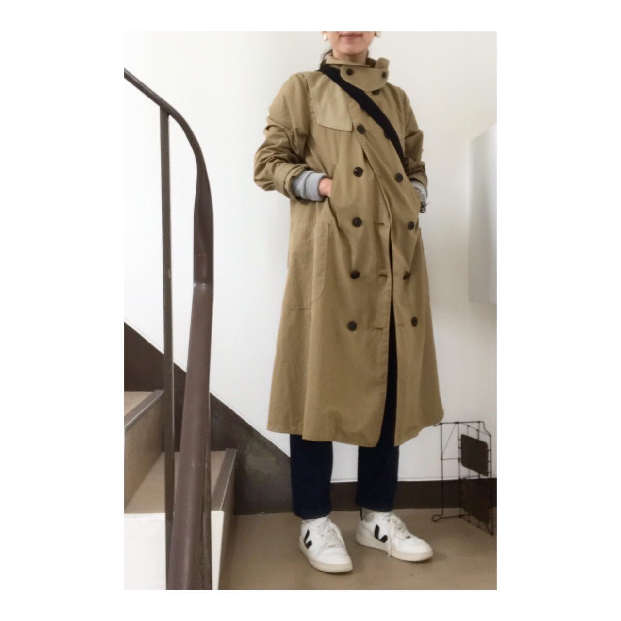Simva 118-0050 Italian Long P-coat
