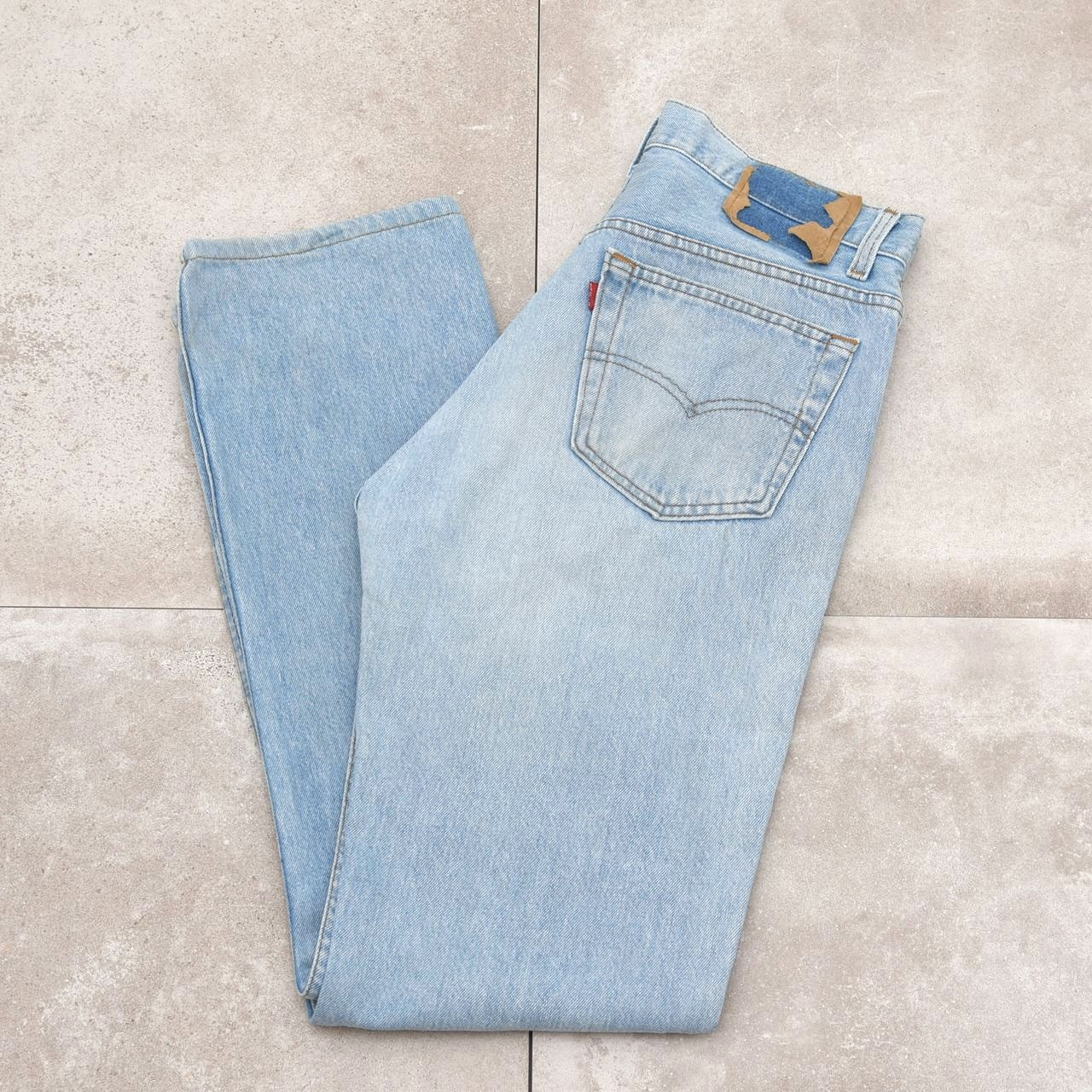 90's Levi's 501 denim pants Made in USA