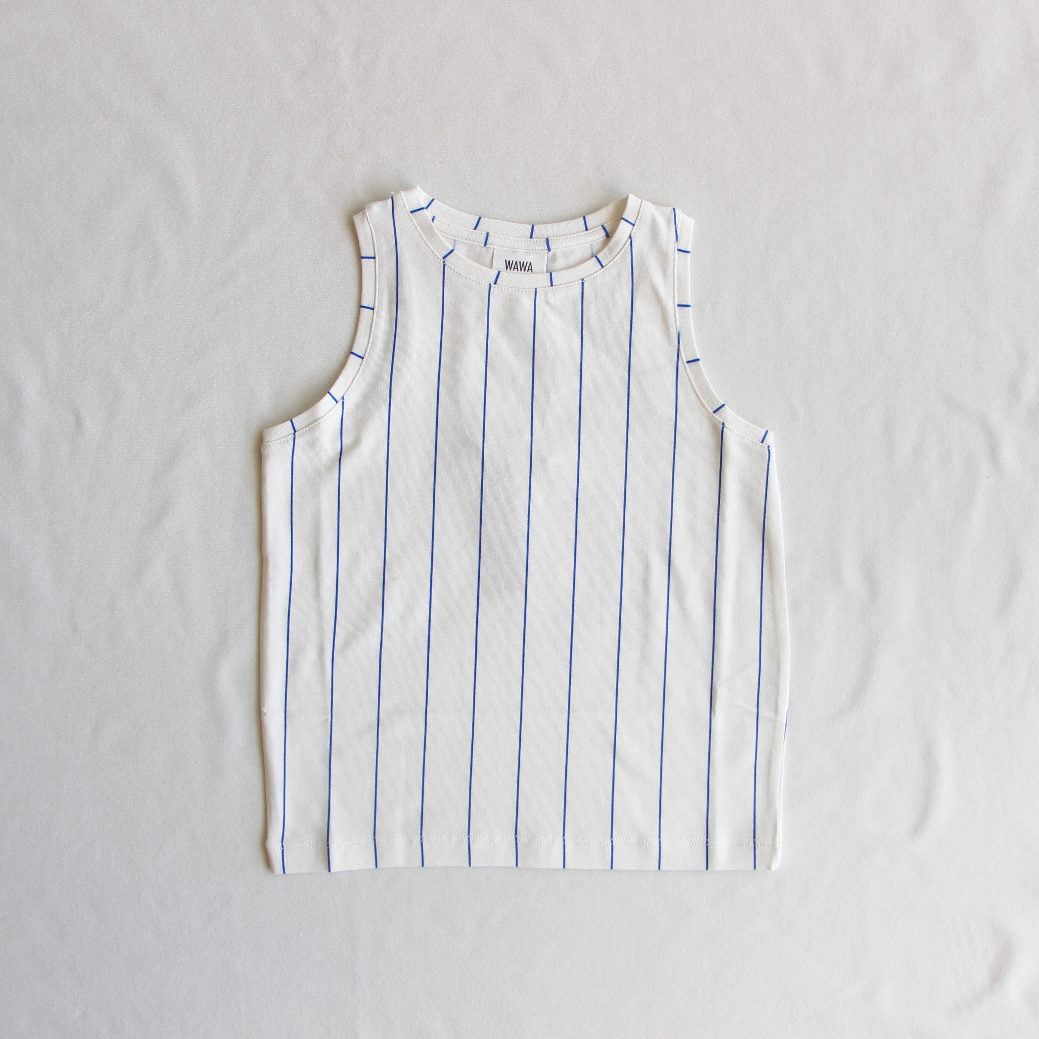《WAWA 2018SS》Tank top airline / off-white