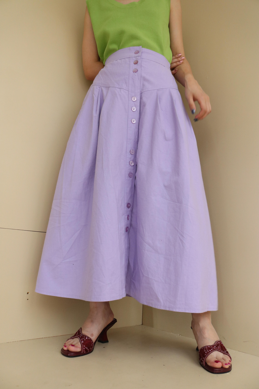 bot?o fry flare skirt / 7SSSK08-08