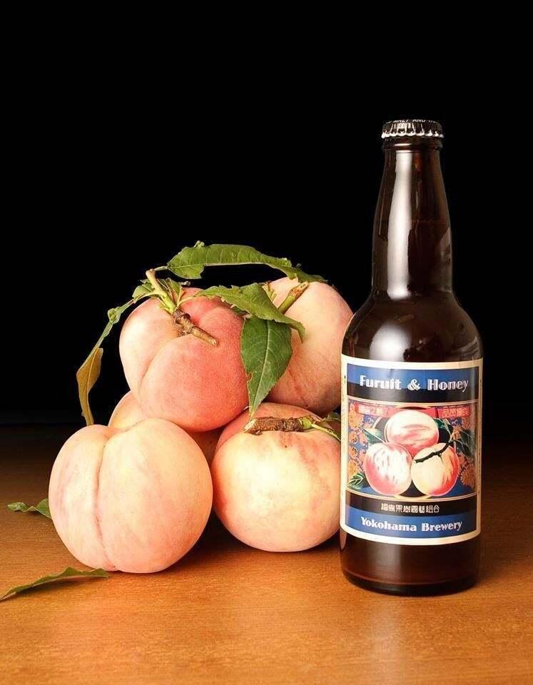 【今期完売】 綱島桃エール330ml 6本セット/Peach  Ale