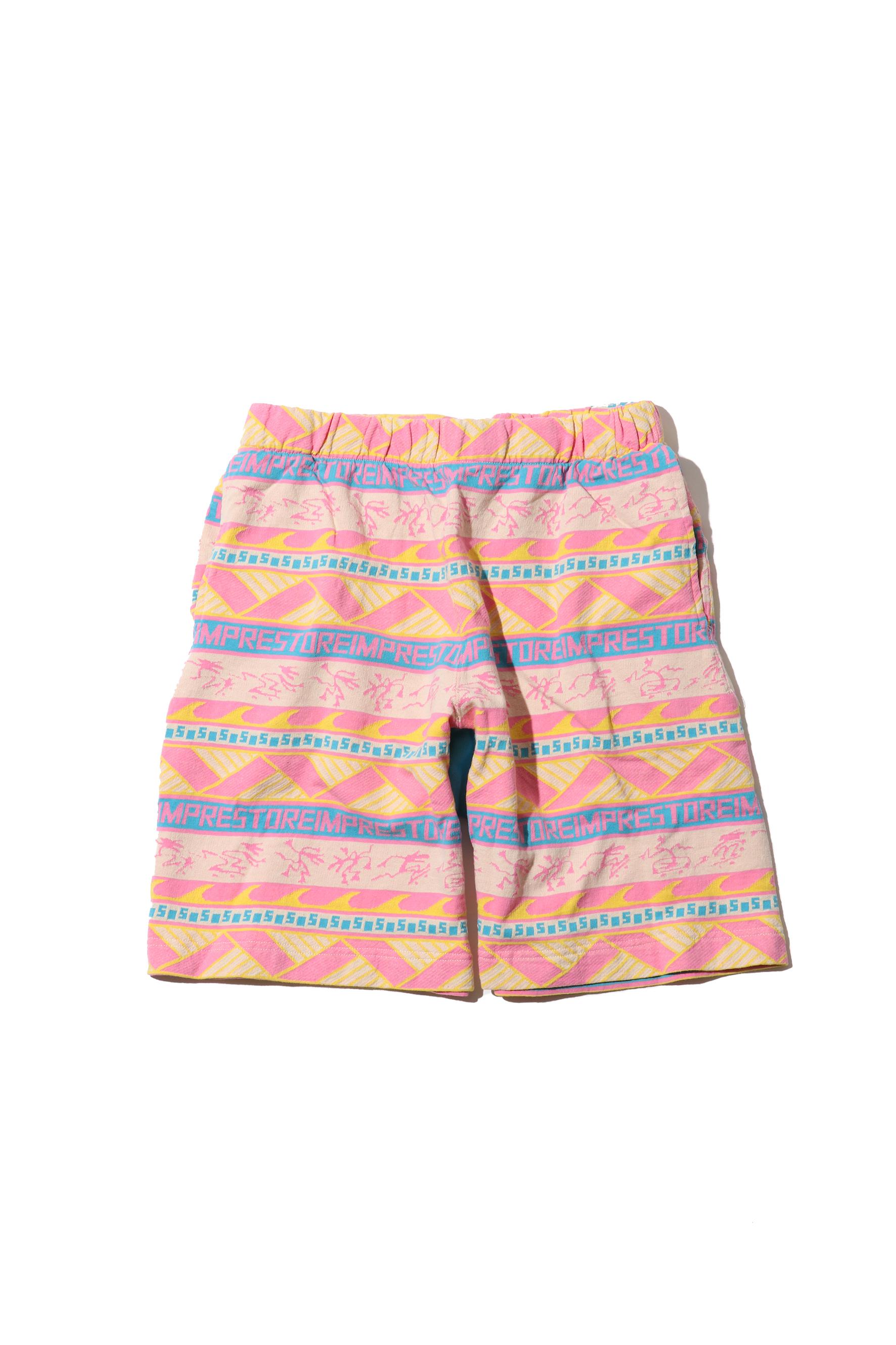 Original Jacquard Shorts /  beige