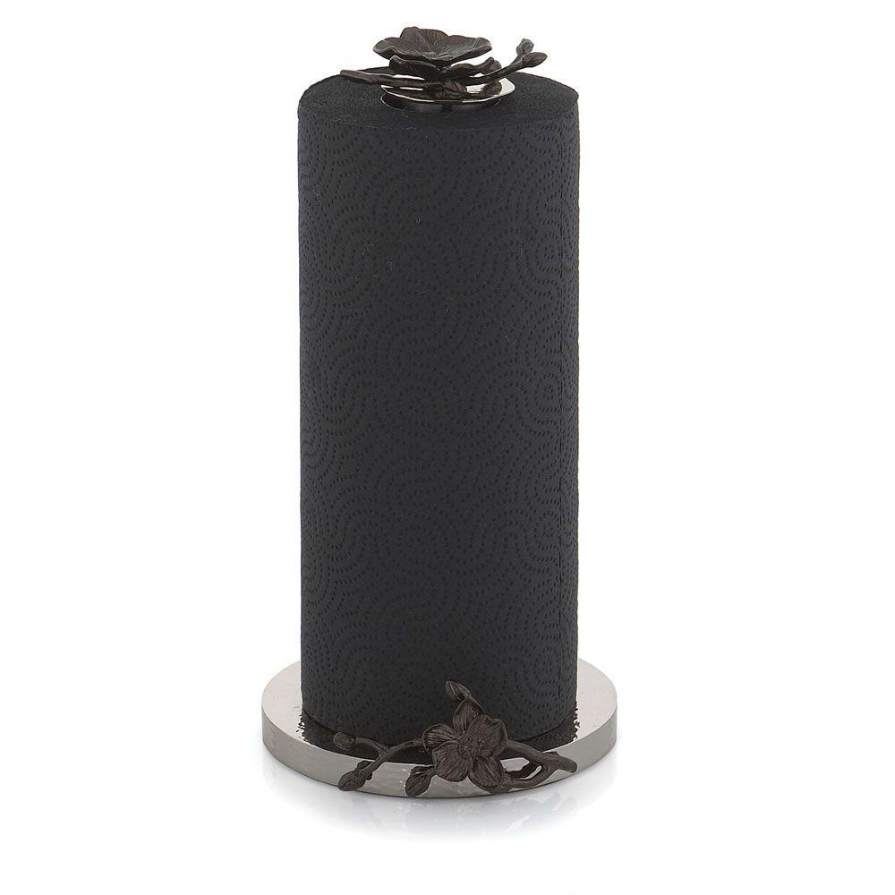 Michael Aram Black Orchid Paper Towel Holder(マイケルアラム ブラックオーキッド ペーパータオルホルダー) / 110694