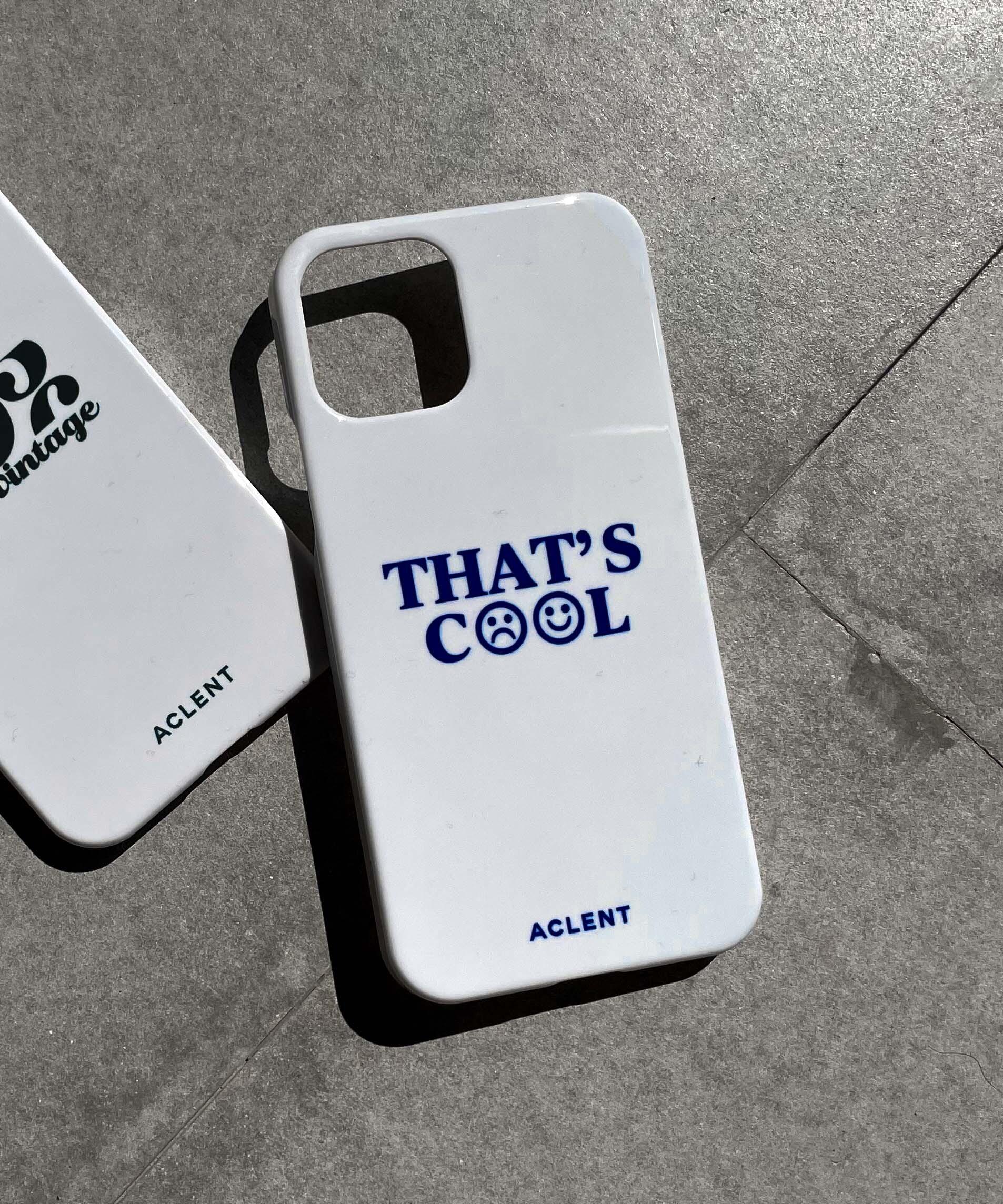 Choose logo iPhone case