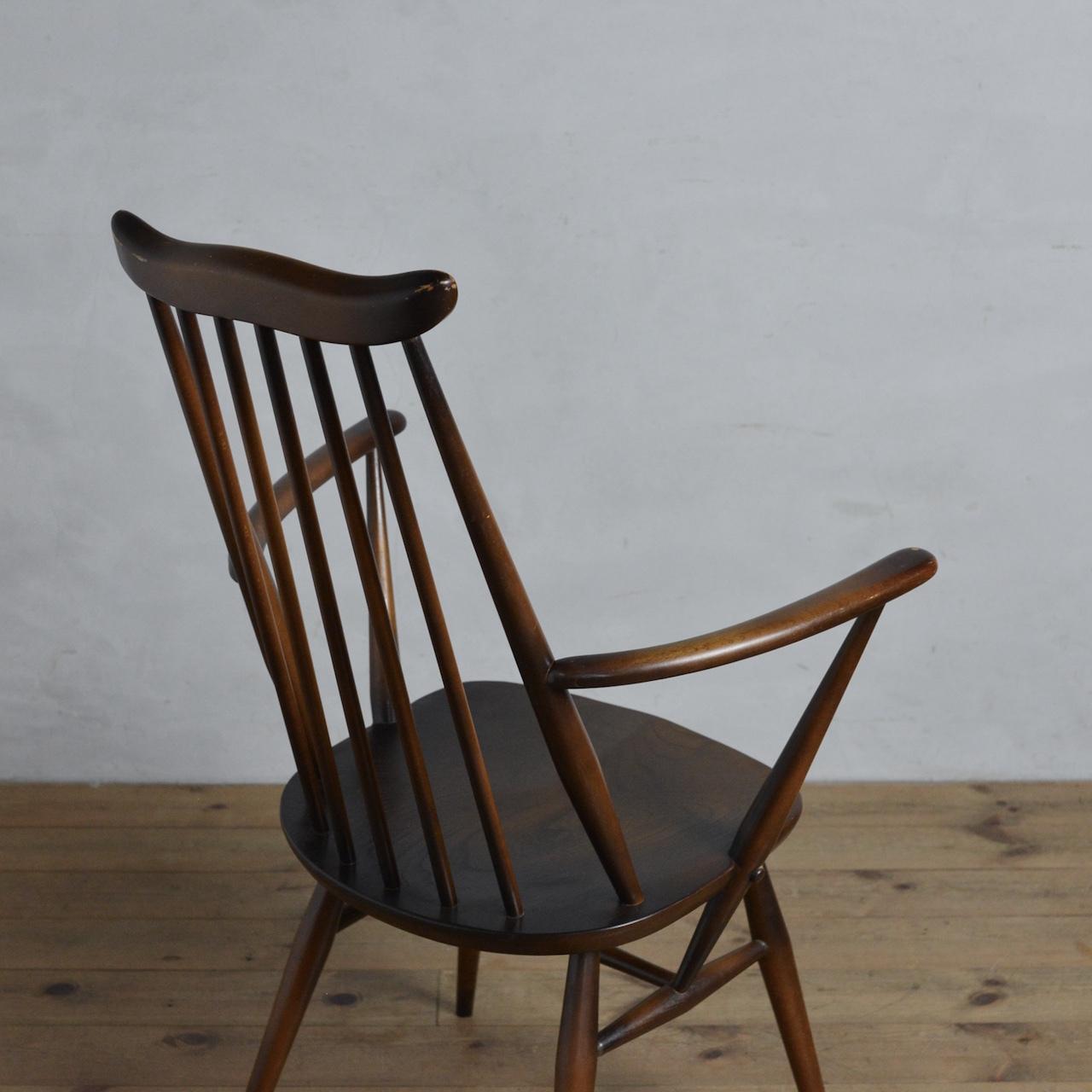 Ercol Goldsmith Arm Chair / アーコール ゴールドスミス アーム チェア 〈ダイニングチェア・デスクチェア〉112157