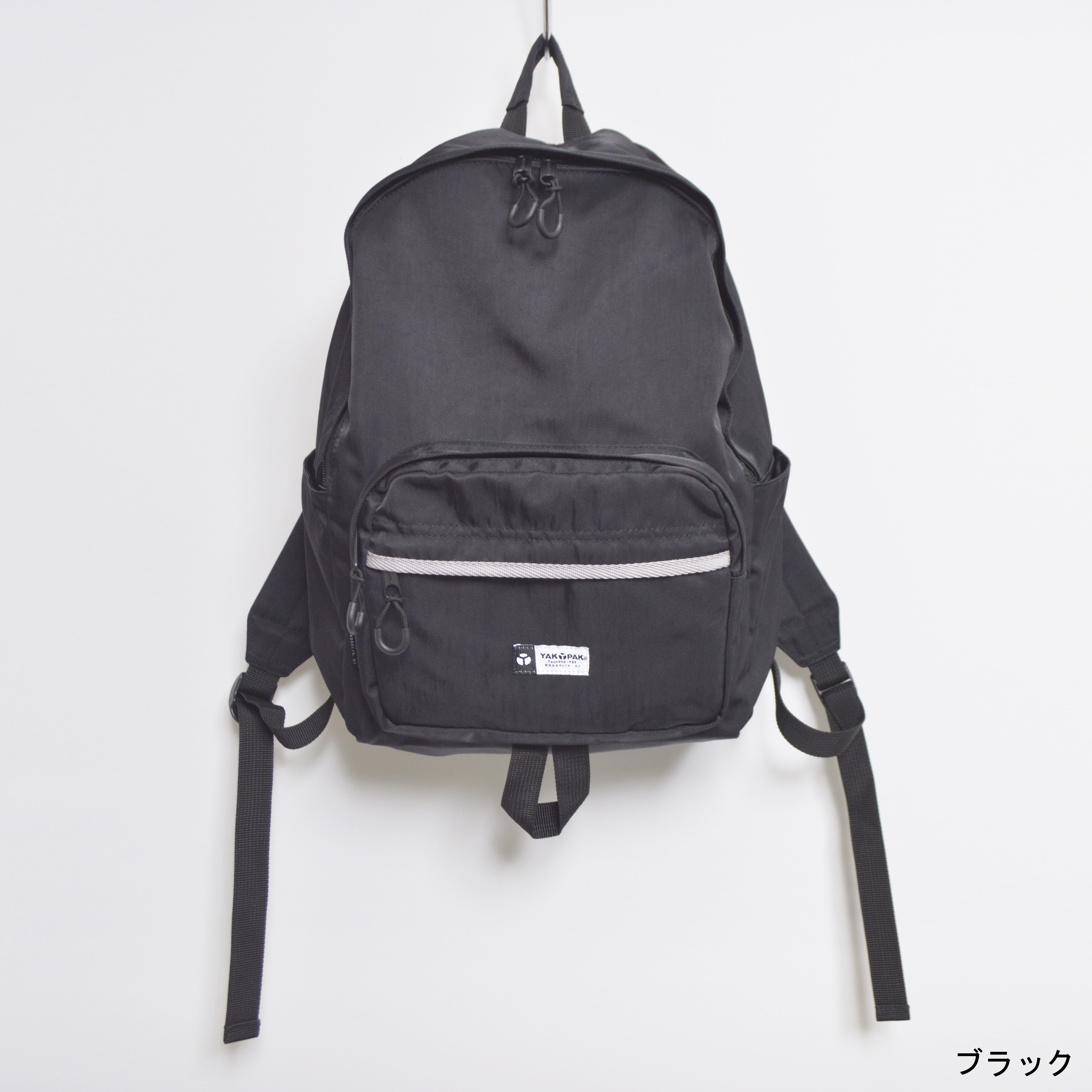 【YAK PAK】11POCKET DAYPACK NO0125300