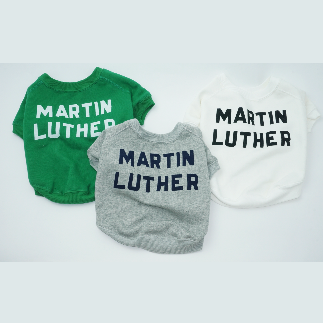 JACKSON MATISSE PETS/MARTIN LUTHER Sweat