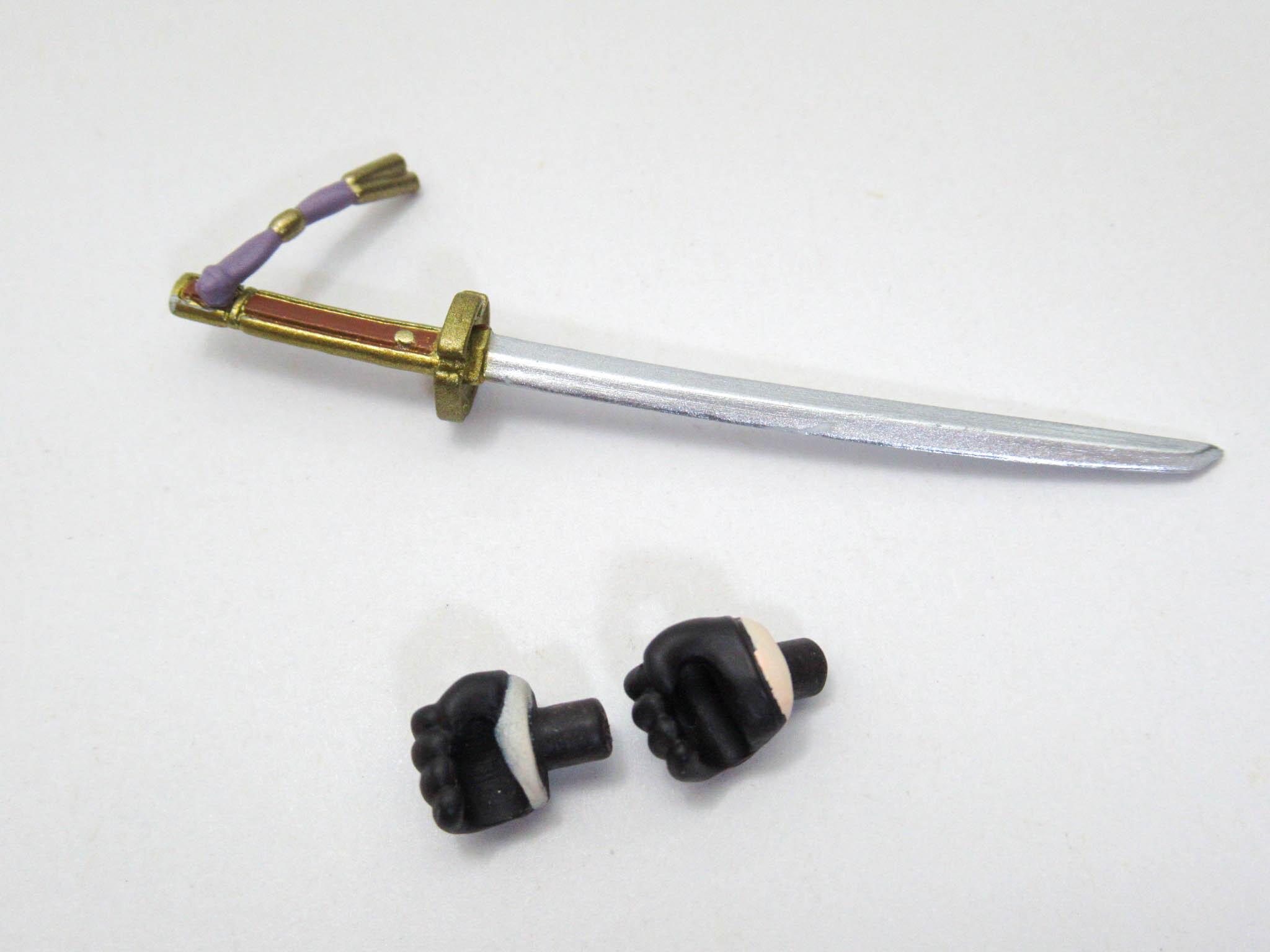 再入荷【841】 髭切 小物パーツ 刀 (A−ランク) ねんどろいど