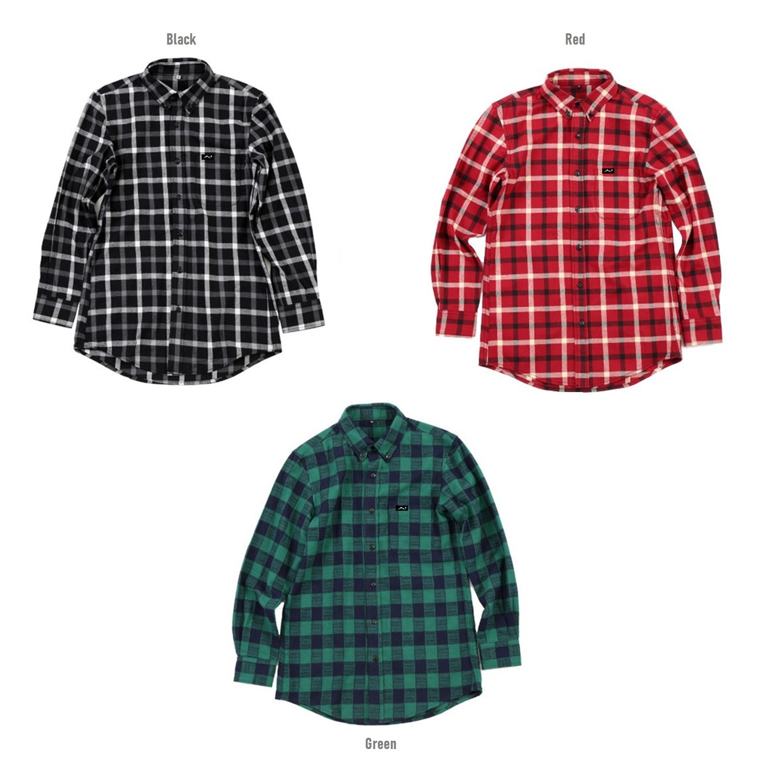 Tall Flannel Shirts