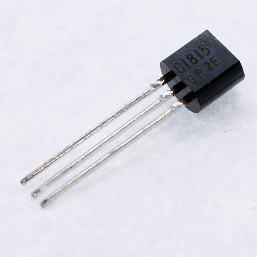 東芝製 トランジスタ 2SC1815-GR(20) 20個入