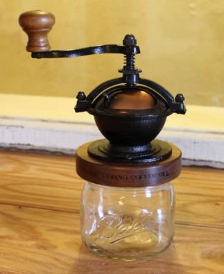 カマノ・コーヒーミル(Camano Coffee Mill)
