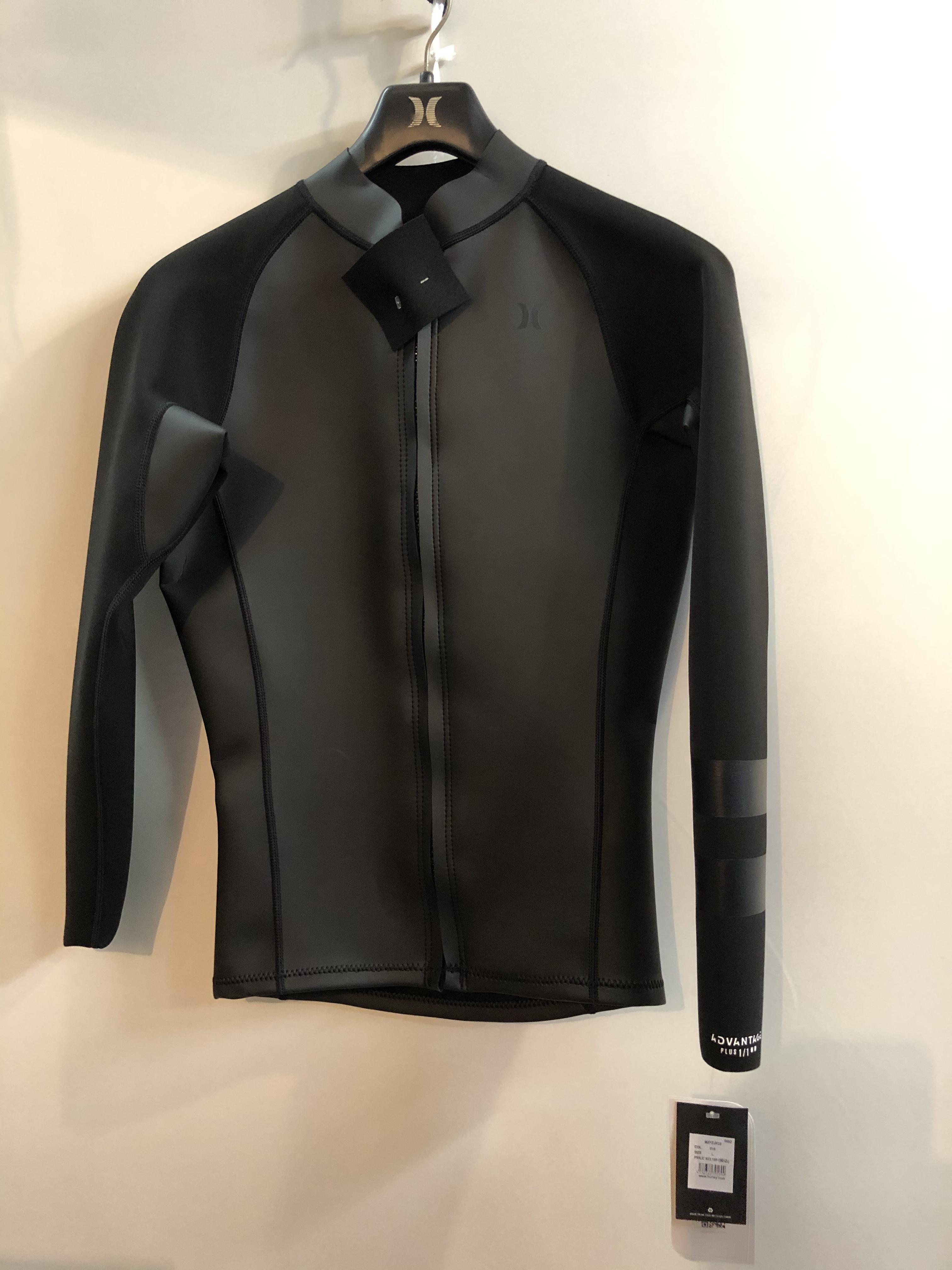 HURLEY 正規販売店品 2020Hurley ハーレー ウェットスーツ L/S ジャケット Lサイズ