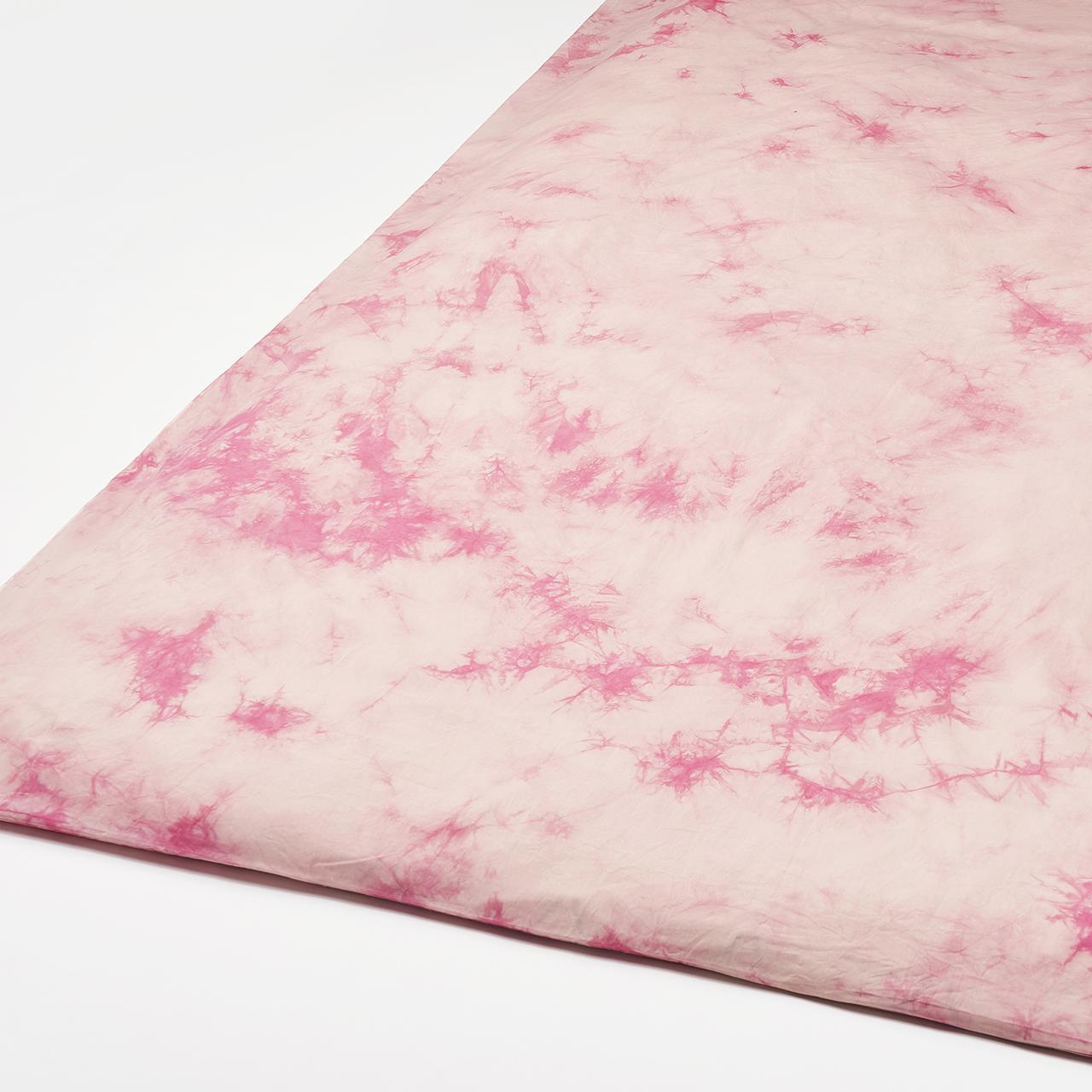 肌触りの良い掛け布団カバー(ピンク)シングルサイズ