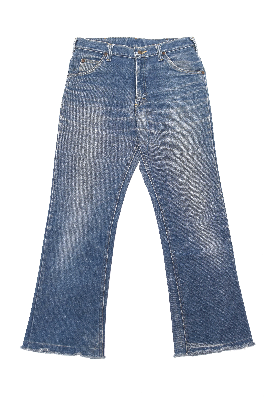 80's Lee bootcut fringe denim pants