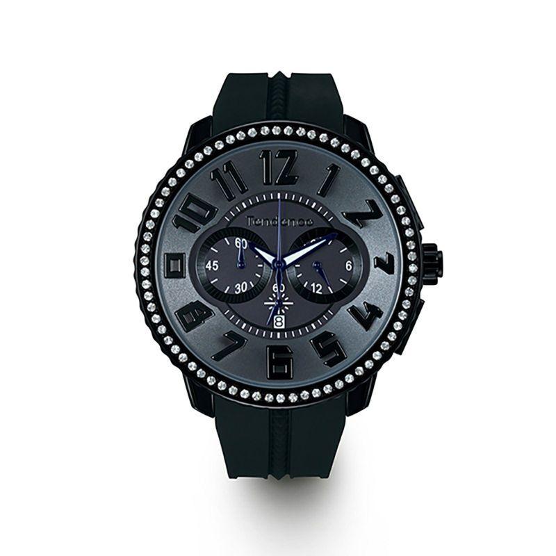 【Tendence テンデンス】TY146009 ALUTECH LUXURYアルテックラグジュアリー(ブラック)/国内正規品 腕時計