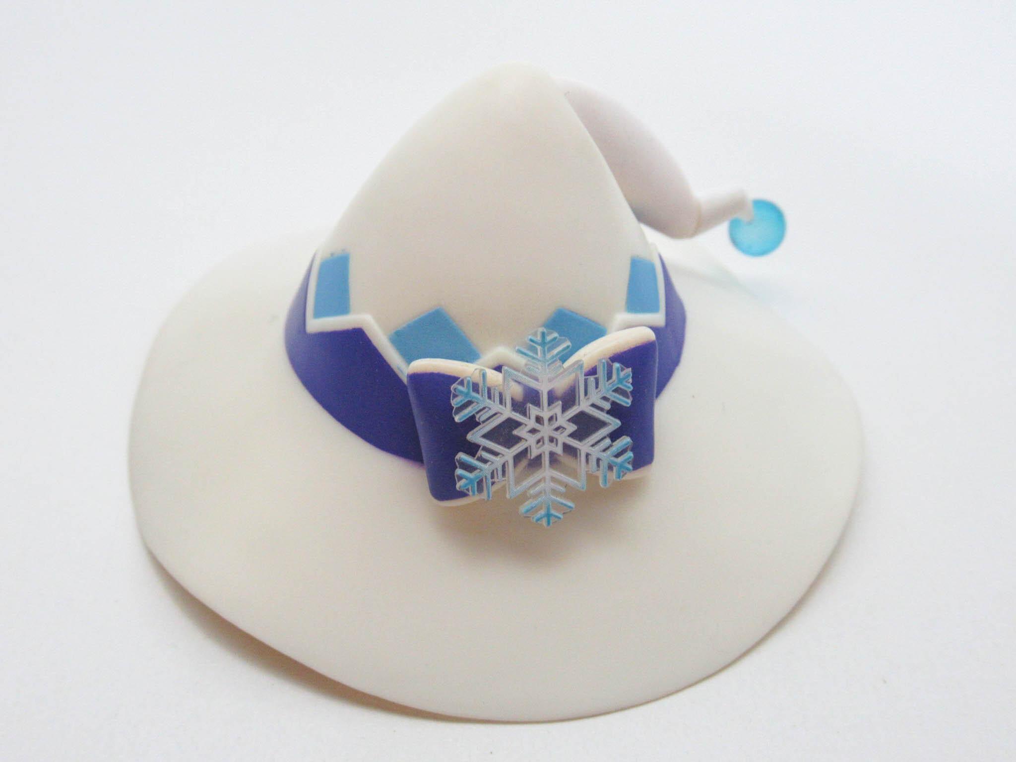 ※【SALE】【380】 雪ミク Magical Snow Ver. 小物パーツ 帽子 (Bランク) ねんどろいど